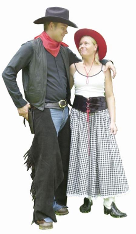 western tøj udlejning